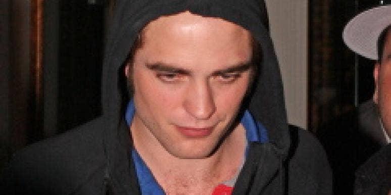 Robert Pattinson steroids Kristen Stewart