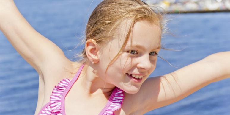 50 Things to Remember About a 9-Year-Old Girl