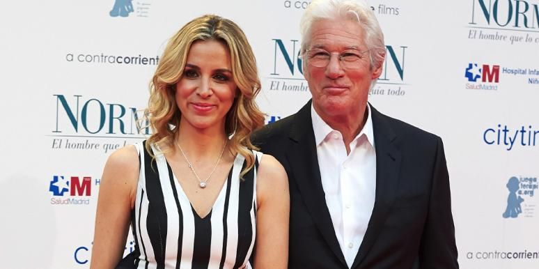 Who Is Richard Gere's Wife? Everything To Know About Alejandra Silva And Their New Baby