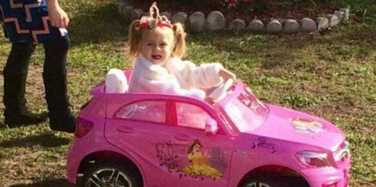 Amber alert issued for missing North Carolina girl, Mariah Woods