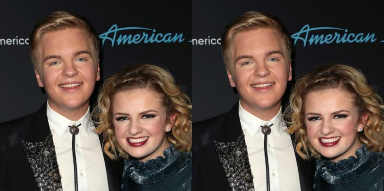 Caleb Lee Hutchinson, Maddie Pope, American Idol