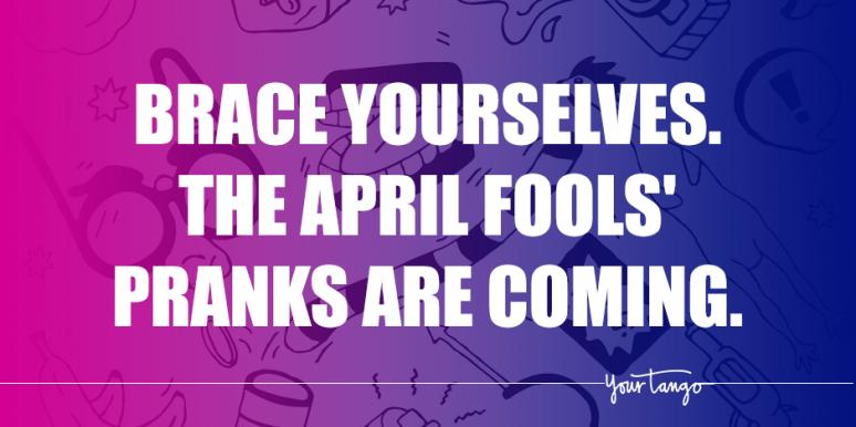 Best April Fools' Day Memes & Jokes For People Who Hate Being April Fools (2020)