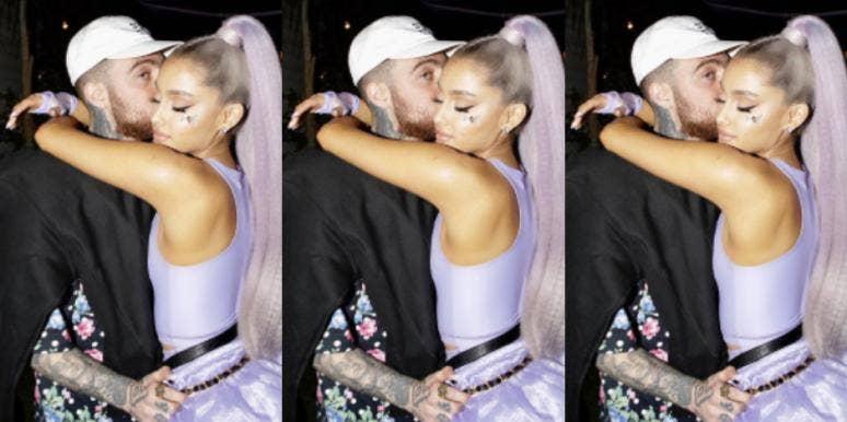 Ariana Grande, Mac Miller, Break Up