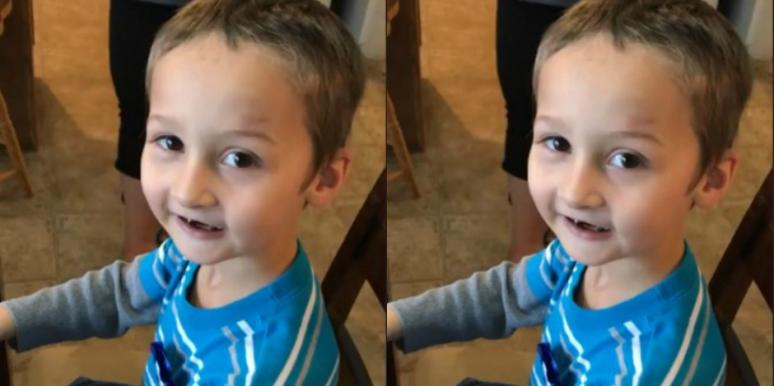 Heartbreaking New Photos Show A Missing Kansas Boy Suffered Abuse Before He Disappeared