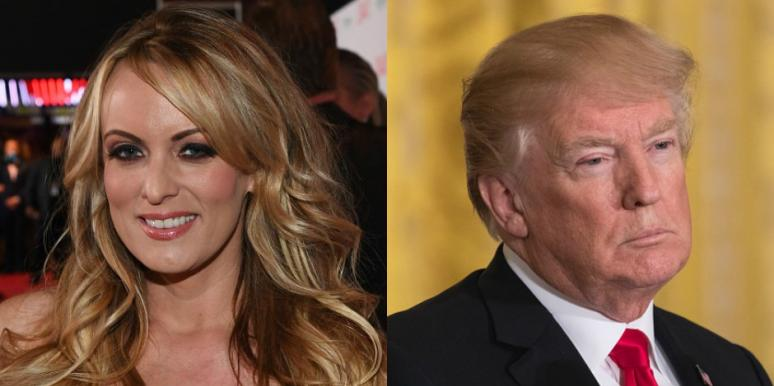 Adult Film Star Stormy Daniels On 60 Minutes About Her Affair With Donald Trump