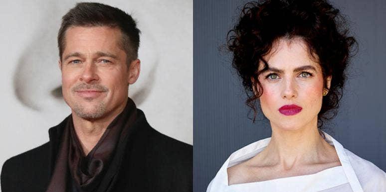 Who Is Brad Pitt's Secret MIT Professor Girlfriend?