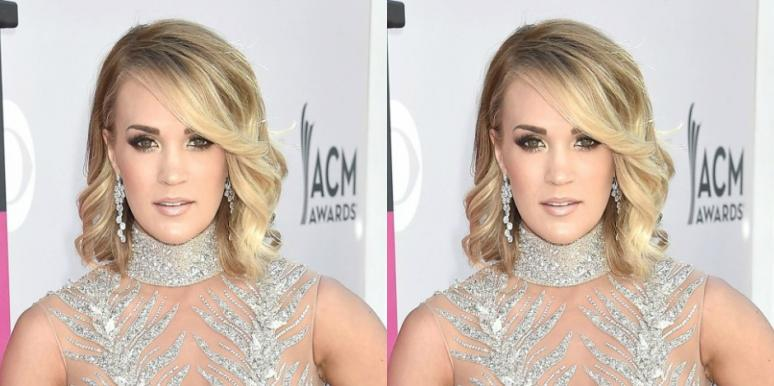 New Photos Carrie Underwood May Look 'A Bit Different' After Injury