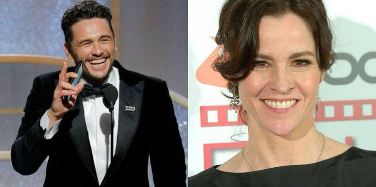 Ally Sheedy Called Out James Franco On Twitter During Golden Globes