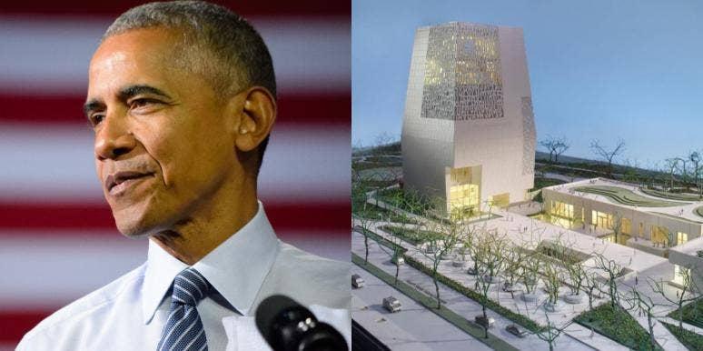 Barack Obama, Obama Presidential Center