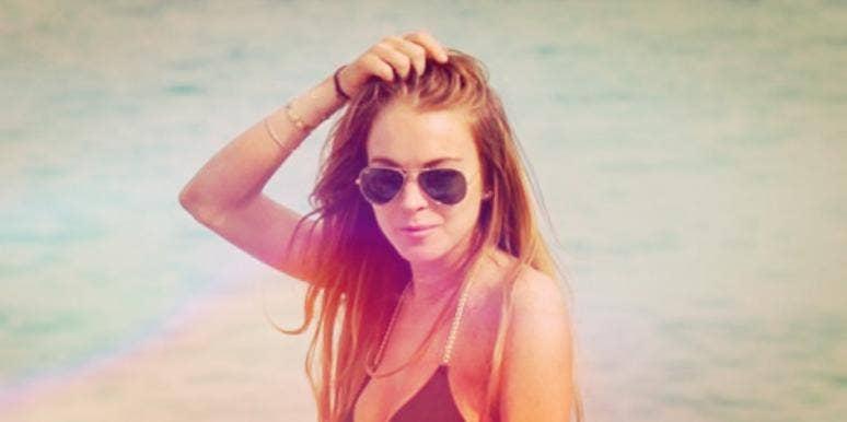 domestic abuse for Lindsay Lohan