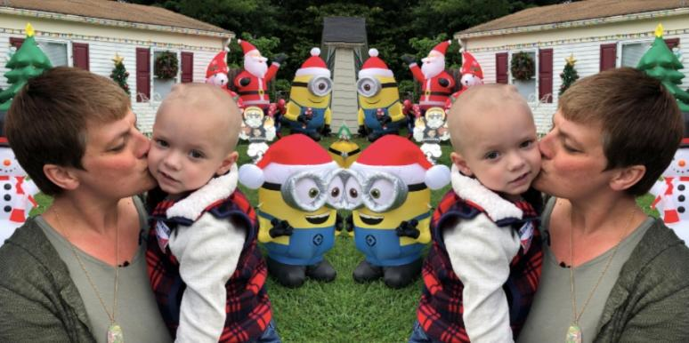 Who Is Brody Allen? Details 2-Year-Old Boy Dying Of Cancer Early Christmas From NeighborsWho Is Brody Allen? Details Brody Allen Christmas Neighbors Cincinnati