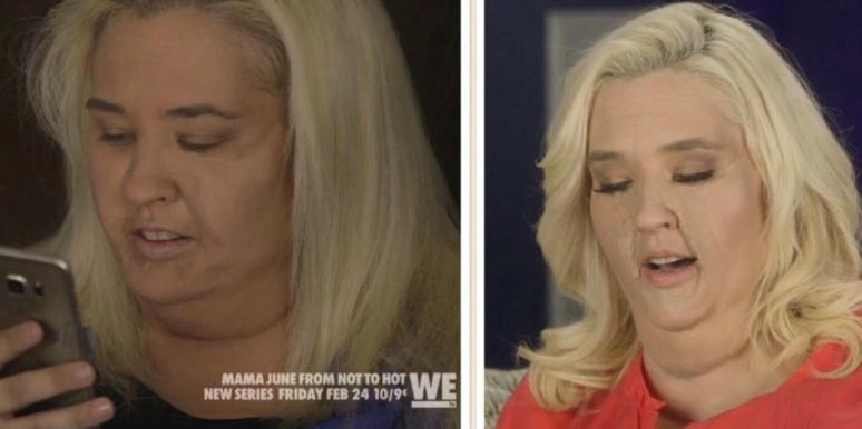 Mama June Shannon Honey Boo Boo From Not To Hot