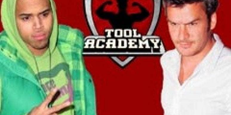 Chris Brown, Balthazar Getty
