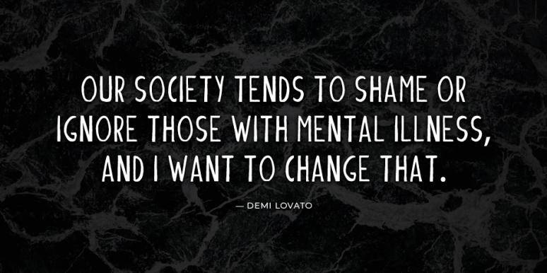 celebrity quotes about anxiety and depression yourtango