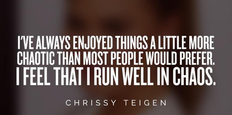 Who Is Chrissy Teigen? 25 Best Chrissy Teigen Quotes, Funny Memes And Tweets
