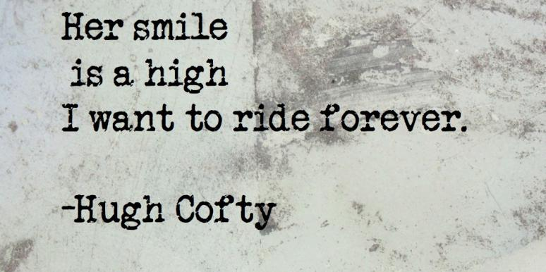 hugh cofty love quotes