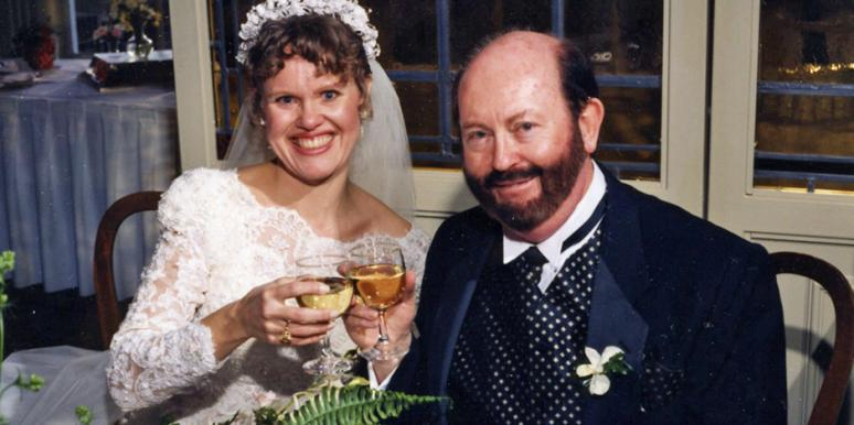 Donna Andersen and her marriage to a con artist