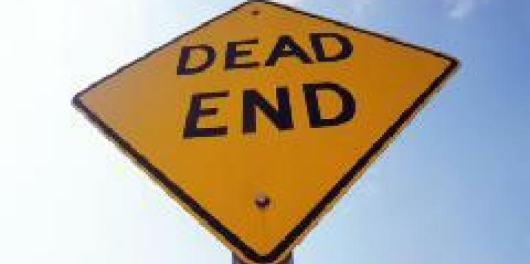 relationship dead end