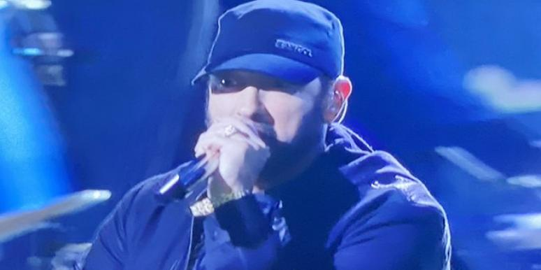 Why Did Eminem Perform At The Oscars? Rapper Shocks Audience With 'Lose Yourself' Rendition