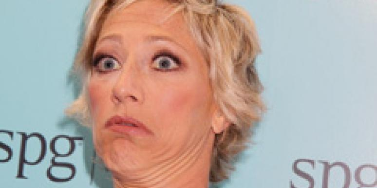 Edie Falco Content As A Lesbian Friendly Old Maid Yourtango