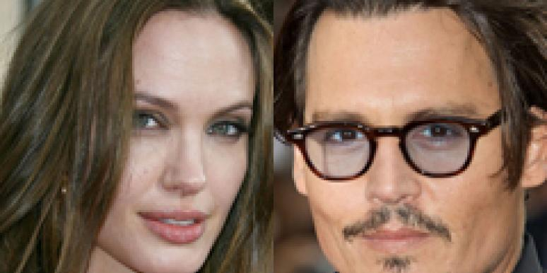 Jolie/Depp: Hadron Colider of Sexiness