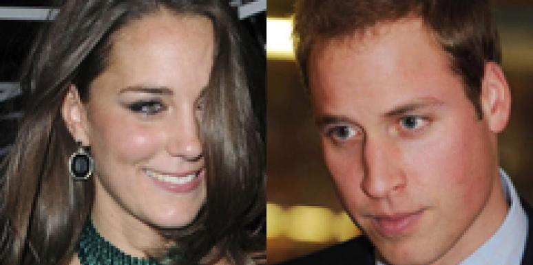 A Royal Wedding?