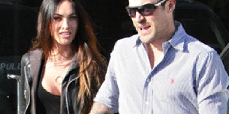 Megan Fox engaged