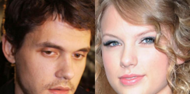 Taylor Swift and Joh Mayer