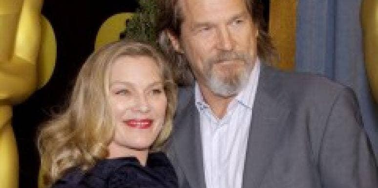 Susan and Jeff Bridges