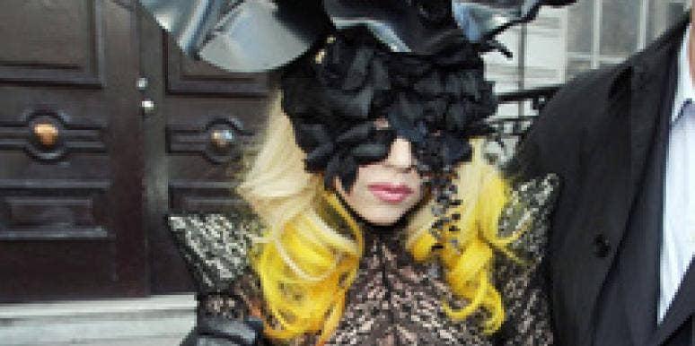 Celibate Lady Gaga