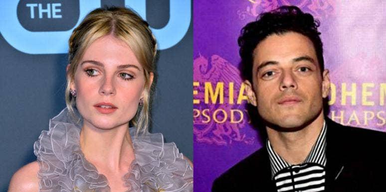 Who Is Lucy Boynton? New Details About Rami Malek's Girlfriend — And Co-Star In Bohemian Rhapsody!