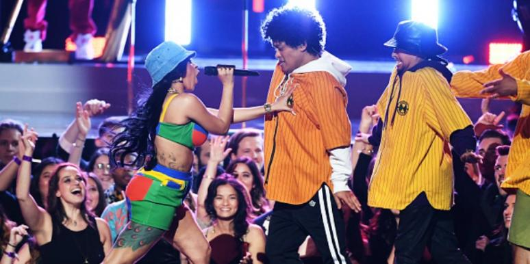 Bruno Mars, Cardi B, Finesse lyrics, Grammys