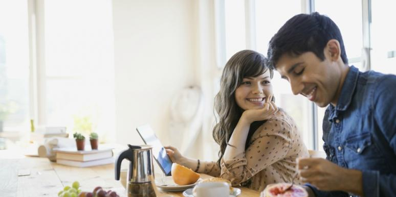 dating finding and keeping the one