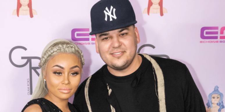 9 Cringey Details About Rob Kardashian & Blac Chyna's Relationship