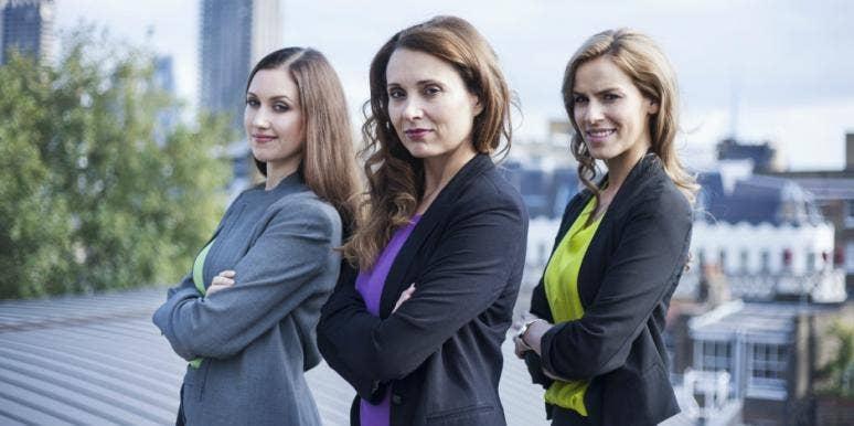 strong women stress motivation