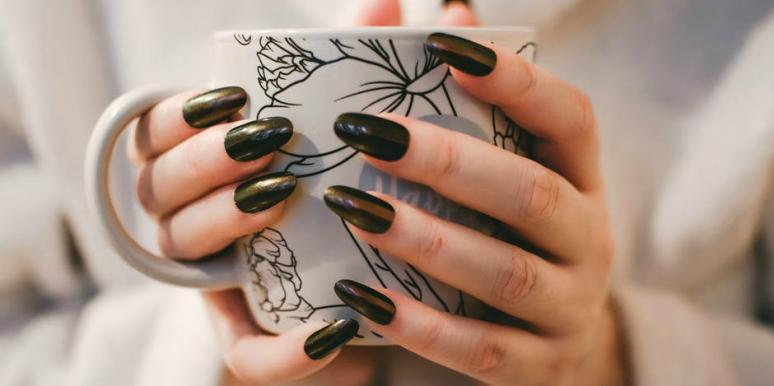 50 Awesome Halloween Nail Art Designs