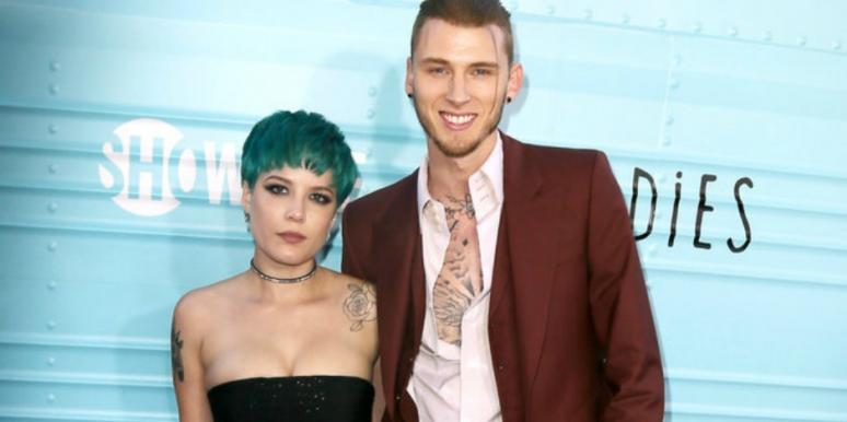 is Halsey back together with Machine Gun Kelly