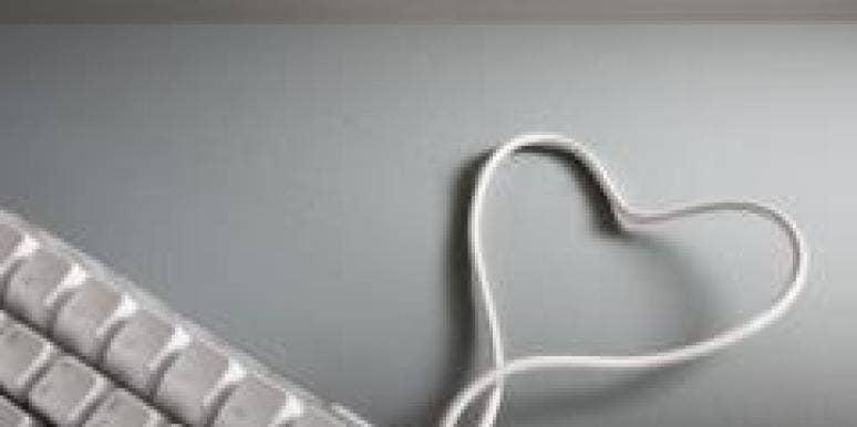 Heart on Keyboard