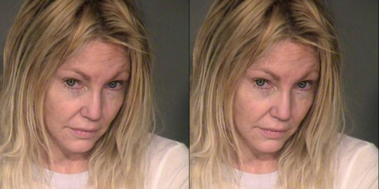 Heather Locklear, mugshot, assault