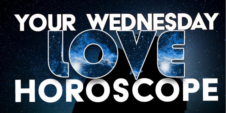 Wednesday Love Horoscope