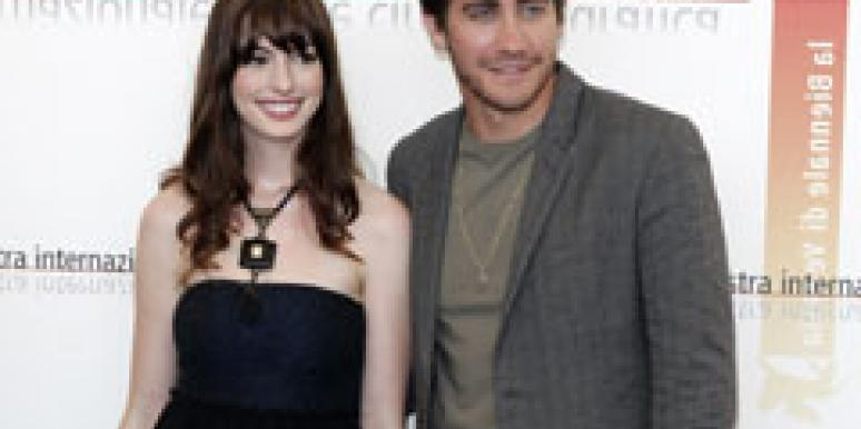 Jake Gyllenhaal Anne Hathaway
