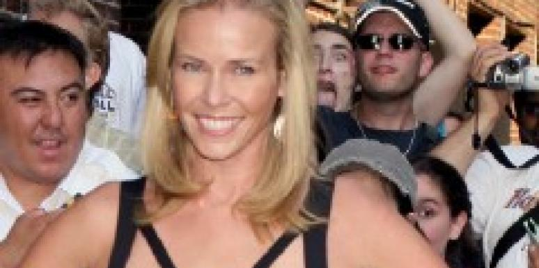 Chelsea Handler Loses Her Hot, New Boyfriend