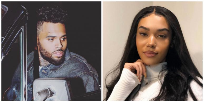 Who Is Indyamarie? New Details On Chris Brown's Ex He's Been Seen Getting Cozy With