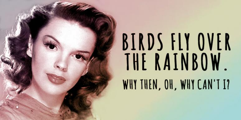 Judy Garland Quotes About What It Feels Like To Be Depressed