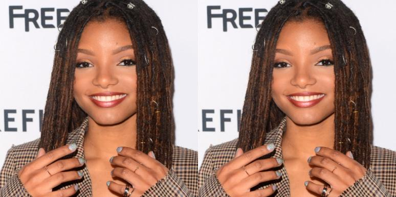 Halle Bailey Is The Perfect New 'Little Mermaid' — But The Disney Casting Choice Caused Major #NotMyAriel Controversy