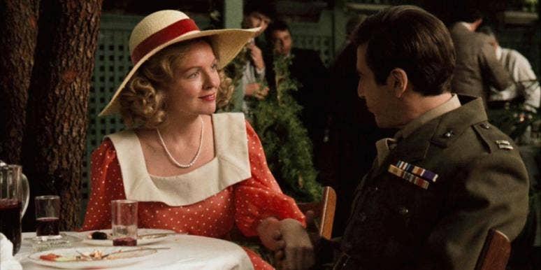 Godfather relationship Michael Corleone Kay Adams