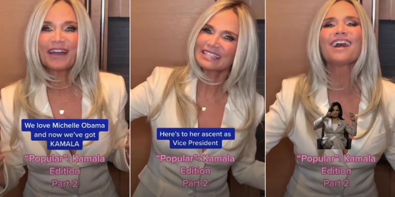 Kristin Chenoweth Adorably Supports Kamala Harris In A Political Remix Of Wicked's 'Popular'