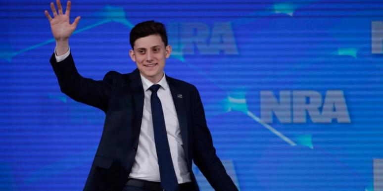 Who Is Kyle Kashuv? New Details On The Parkland High School Shooting Survivor's Admission To Harvard Being Rescinded After Racist Tweet