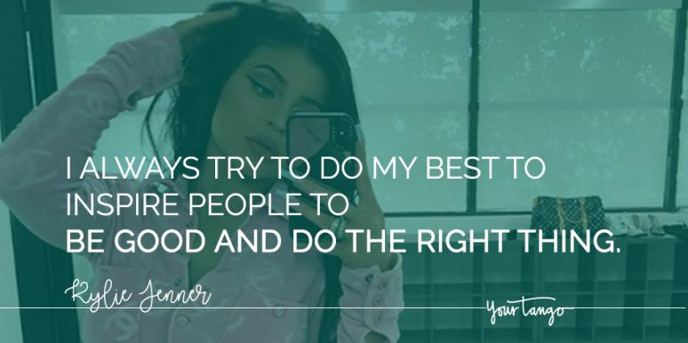 Best Kylie Jenner Quotes From 'Keeping Up With The Kardashians'