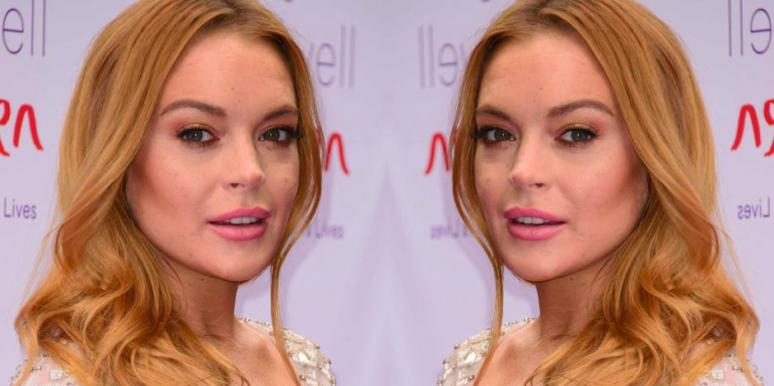 Lindsay Lohan owes $100k in taxes